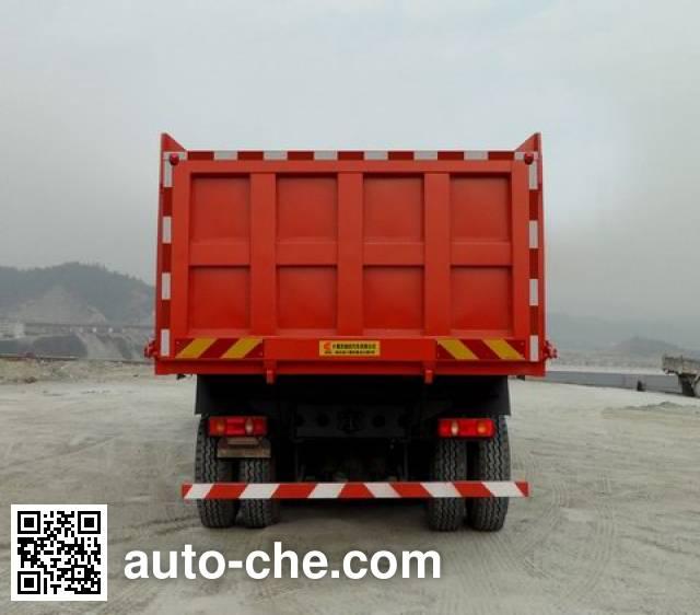Chitian EXQ3250BX3B dump truck