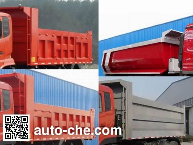 Chitian EXQ3255HTG384 dump truck