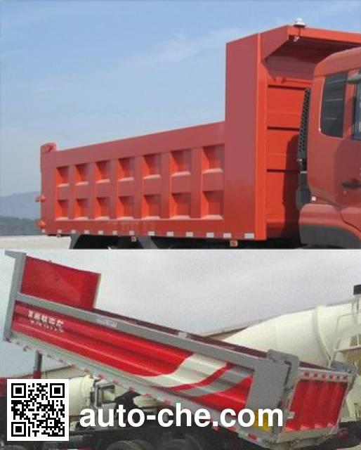 Chitian EXQ3258A12A dump truck
