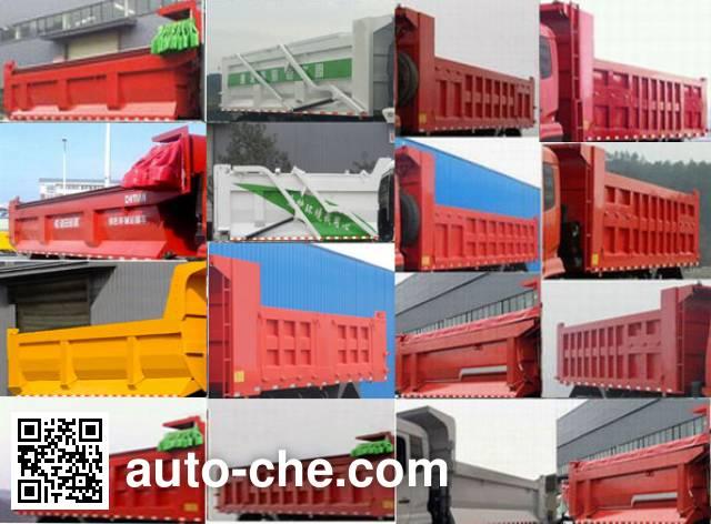 Chitian EXQ3310A22 dump truck