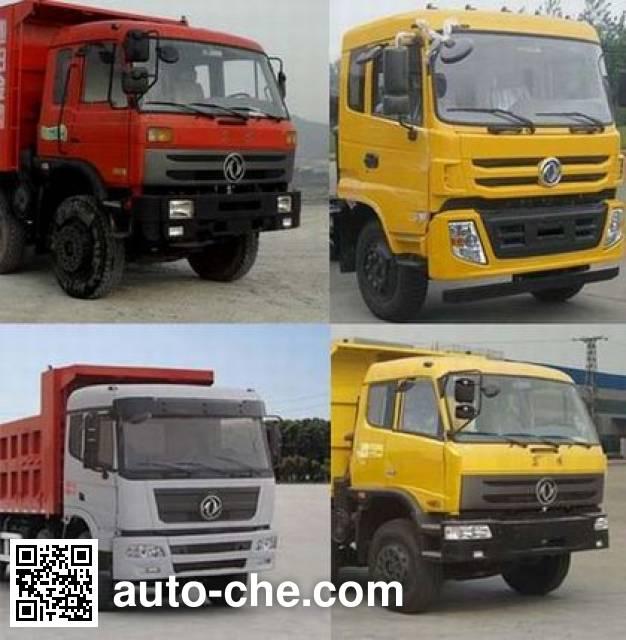 Chitian EXQ3318GF3 dump truck