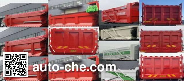 Chitian EXQ3318GF4 dump truck