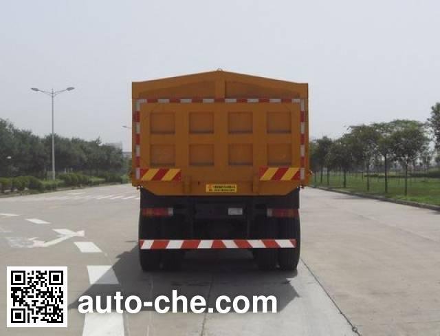 Chitian EXQ5256ZLJDR3841 dump garbage truck