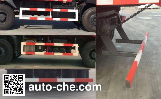 Chitian EXQ5258TSGA6 fracturing sand dump truck