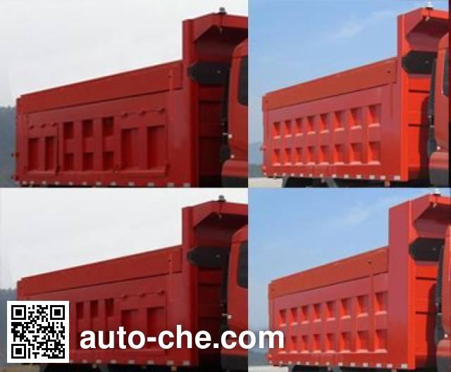 Chitian EXQ5258ZLJA6 dump garbage truck