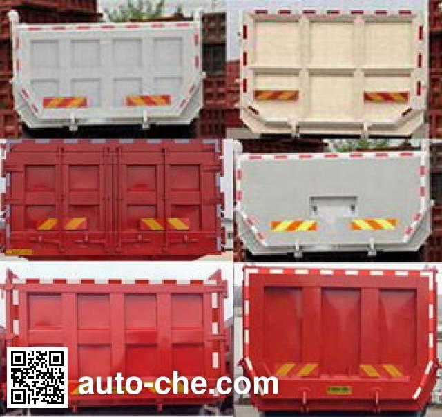 Chitian EXQ5258ZLJA9 dump garbage truck