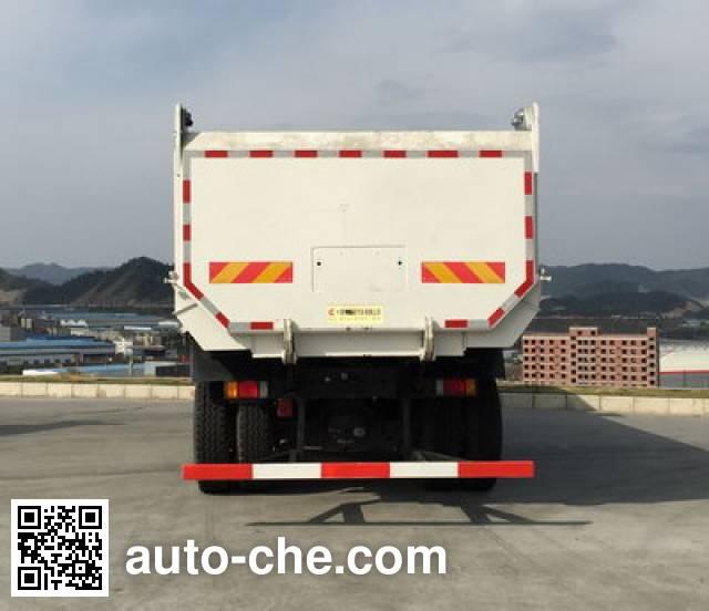 Chitian EXQ5258ZLJLZ1 dump garbage truck