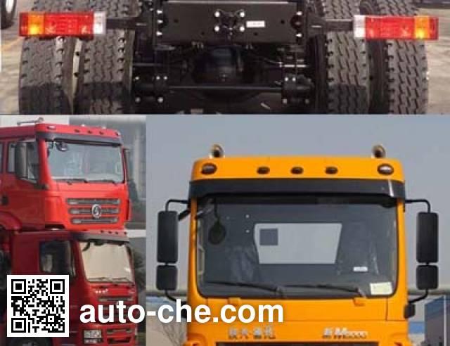 Chitian EXQ5316ZLJHR2 dump garbage truck