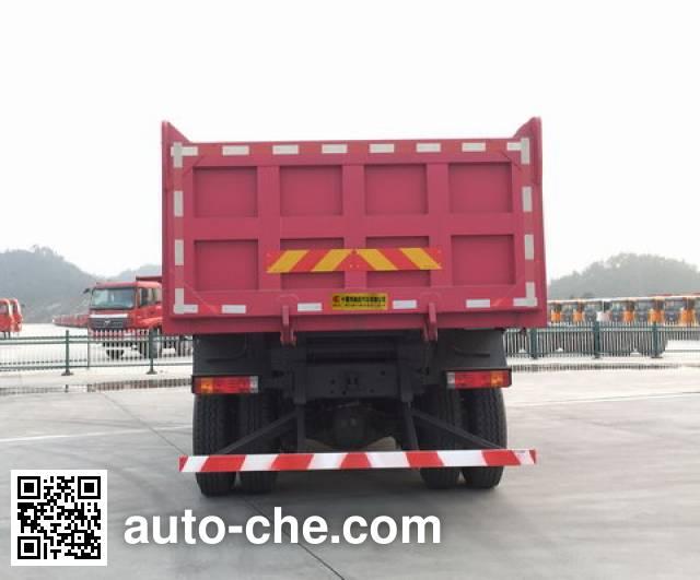驰田牌EXQ5316ZLJHR3自卸式垃圾车