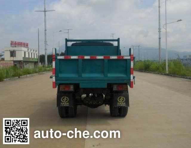 Fuda FD2010CDS low-speed dump truck