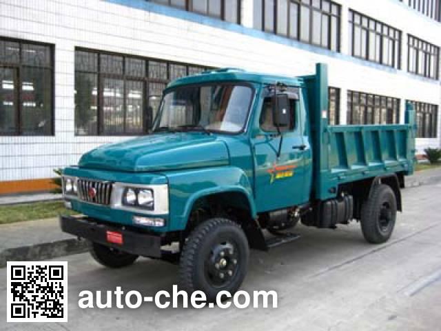 Fuda FD2510CD2 low-speed dump truck
