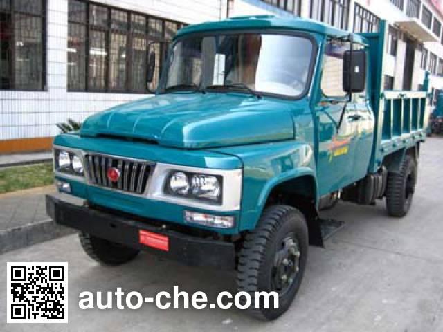 Fuda FD2510CPD2 low-speed dump truck
