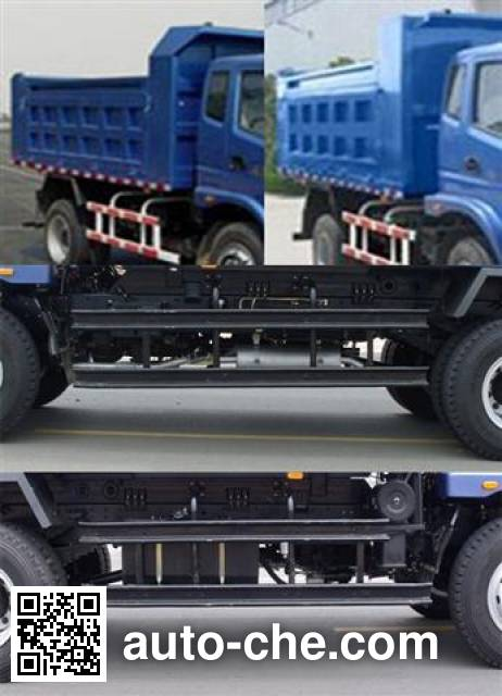 UFO FD3143P8K4 dump truck