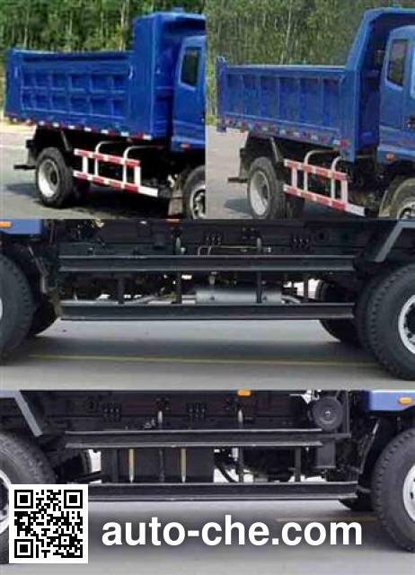 UFO FD3160P8K4 dump truck