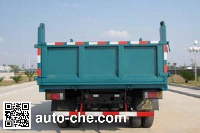 Fuda FD4810CD low-speed dump truck