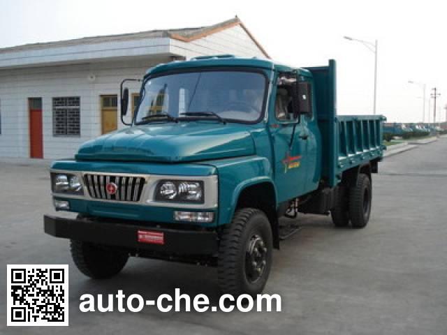 Fuda FD4810CPD low-speed dump truck