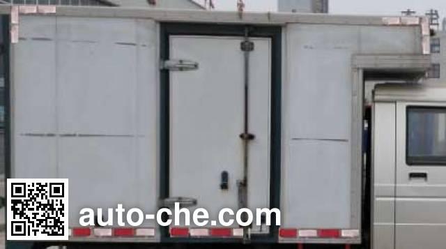 UFO FD5027XXYD13Q5-1 box van truck