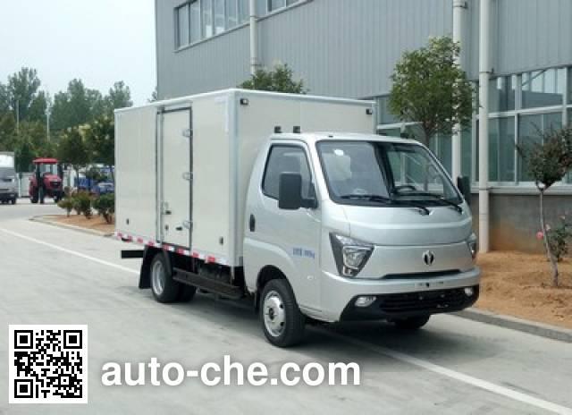 UFO FD5040XXYD66K5-1 box van truck