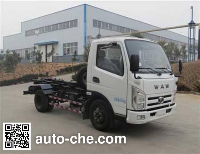 UFO FD5040ZXXW16K5 detachable body garbage truck