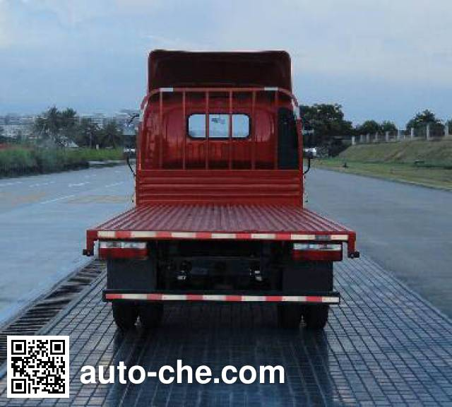 UFO FD5041TPBW17K5 flatbed truck