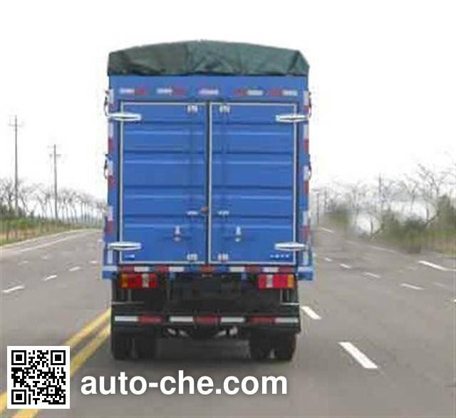 UFO FD5044CPYW12K soft top box van truck