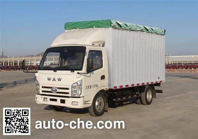UFO FD5045CPYW17K soft top box van truck