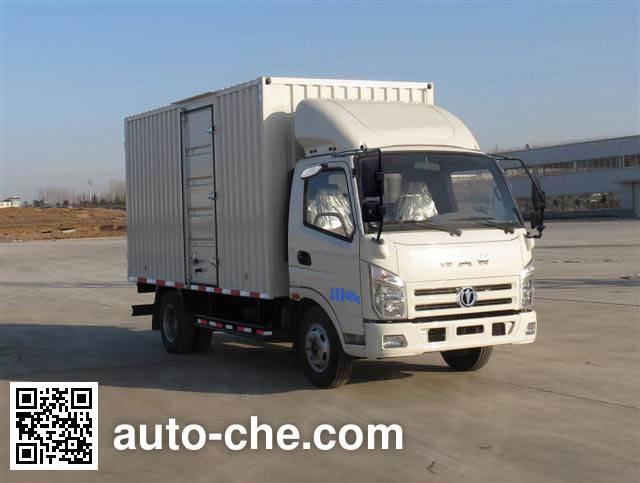 UFO FD5045XXYW63K box van truck