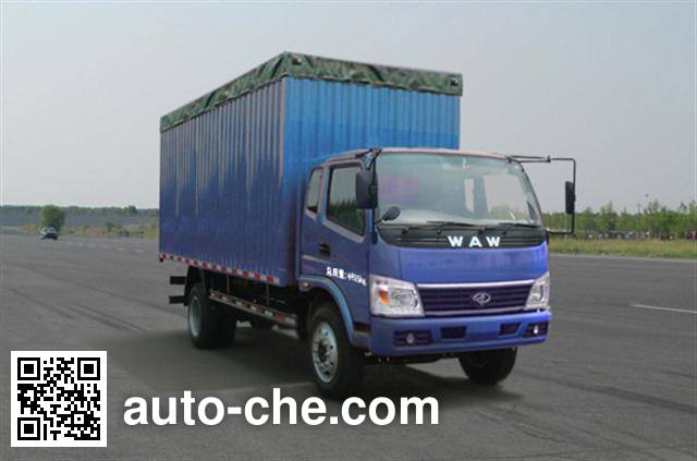 UFO FD5046CPYW10K soft top box van truck