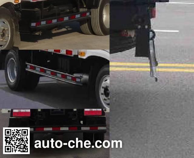 UFO FD5046CPYW63K soft top box van truck