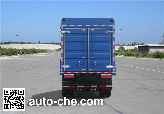 UFO FD5056CCYW10K4 грузовик с решетчатым тент-каркасом