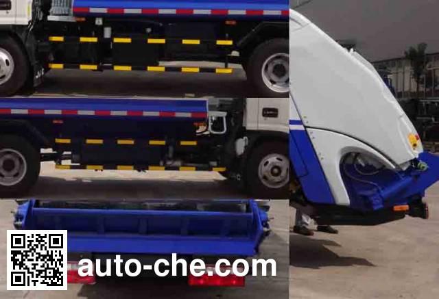UFO FD5070ZYSH4 garbage compactor truck