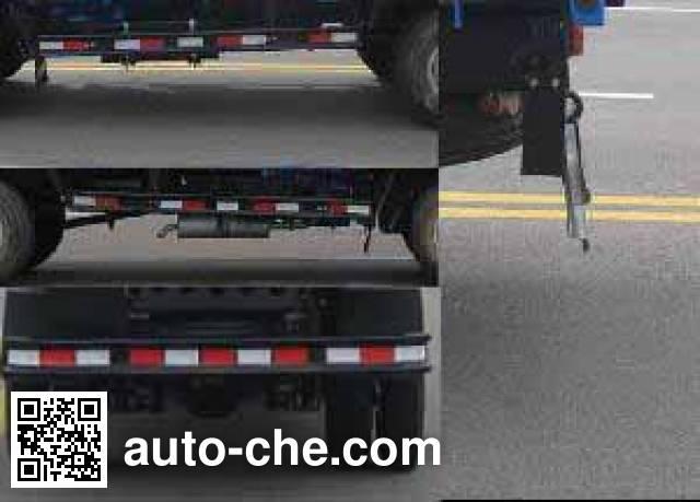 UFO FD5080CPYW10K soft top box van truck