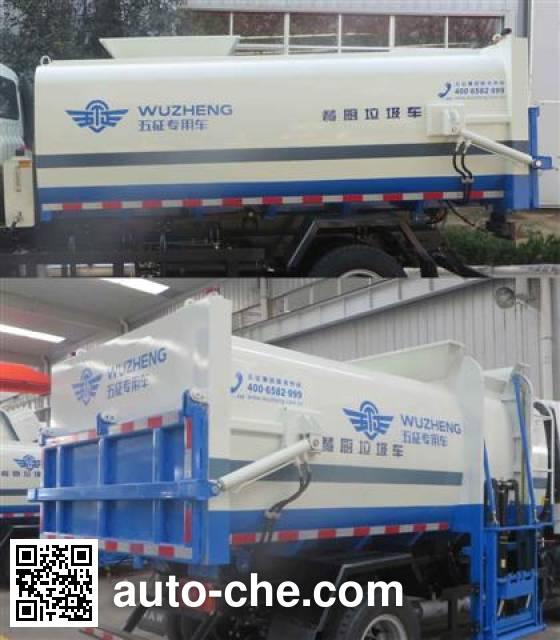 UFO FD5080TCAD10K4 food waste truck