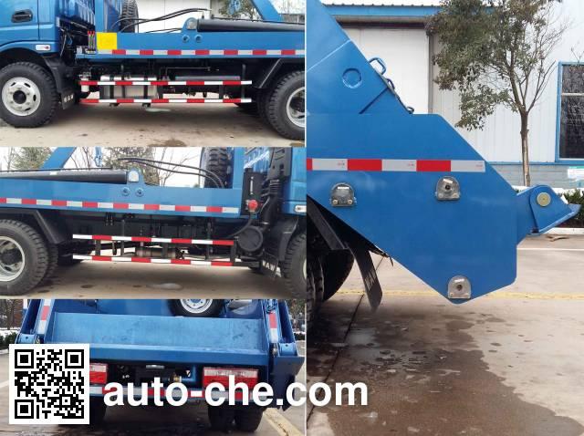 UFO FD5080ZBSD10K4 skip loader truck