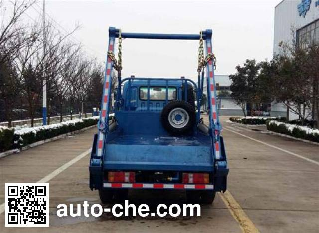 UFO FD5081ZBSW17K5 skip loader truck
