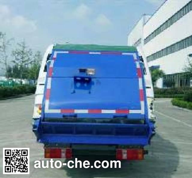 UFO FD5081ZYSW17K5 garbage compactor truck