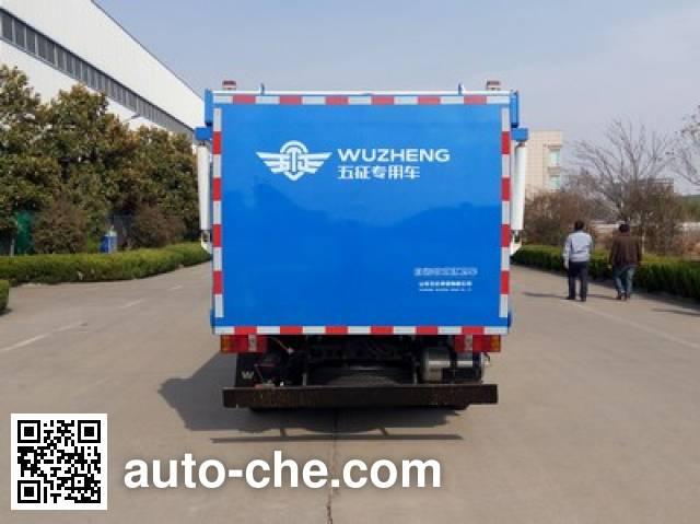 UFO FD5081ZZZW17KBEV electric self-loading garbage truck