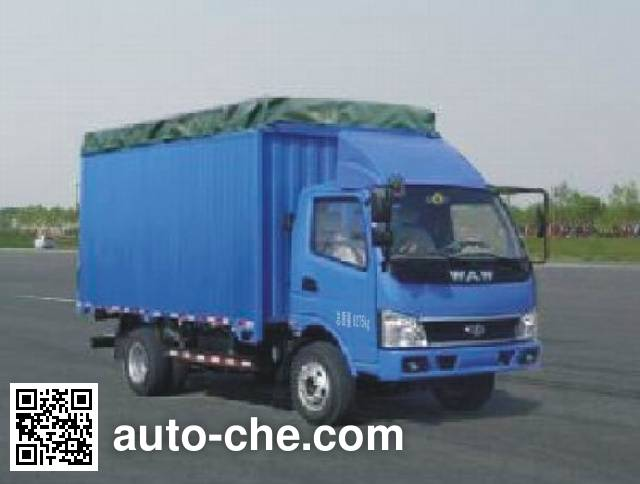 UFO FD5086CPYW10K soft top box van truck