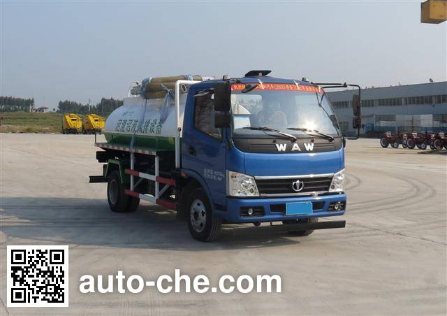 UFO FD5086GXWD10K sewage suction truck