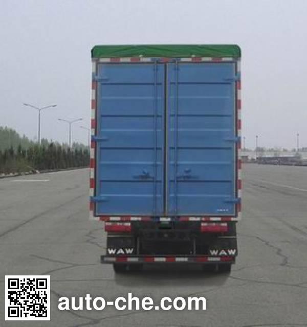 UFO FD5091CPYP8K4 soft top box van truck