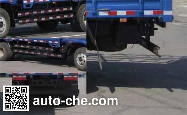 UFO FD5121CCYP63K5-1 грузовик с решетчатым тент-каркасом