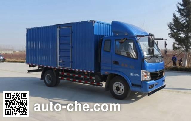 UFO FD5131XXYP63K5-2 box van truck