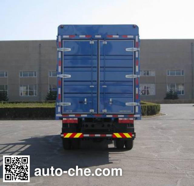 UFO FD5161CCYP63K5-2 грузовик с решетчатым тент-каркасом