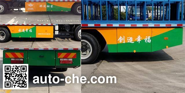 UFO FD5149CYFP8K4 beekeeping transport truck