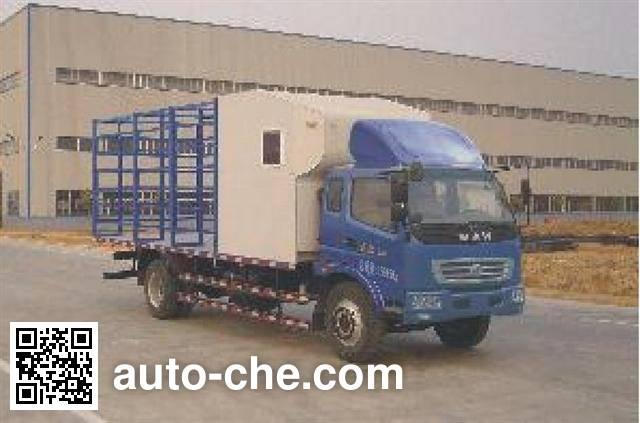 UFO FD5168CYFP8K beekeeping transport truck