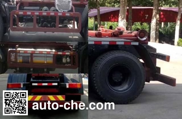 UFO FD5250ZXXE5NG detachable body garbage truck