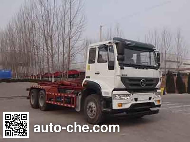 UFO FD5250ZXXG5 detachable body garbage truck
