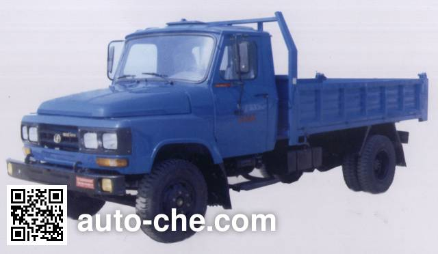 Fuda FD5820CD low-speed dump truck