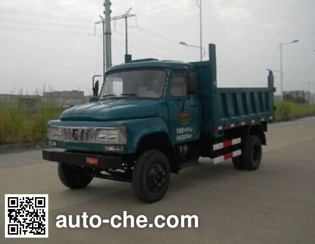 Fuda FD5820CD2 low-speed dump truck
