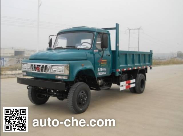 Fuda FD5820CDS low-speed dump truck